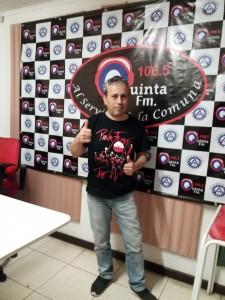 Mario MoenaNación Rock