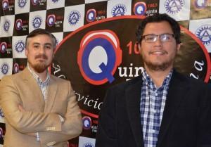 Pablo Poblete y Andrés VegaComuna Segura