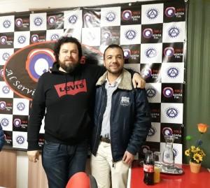 Cristian Pérez y Patricio RuizCirculo Fantasma